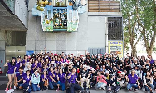 【公益活動】樂山天使出遊去 貓纜初體驗 轉角來去動物園