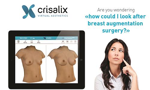 【診所公告】高科技3D實境體驗 模擬隆乳術後胸型